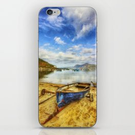 Lets Sail Away iPhone Skin
