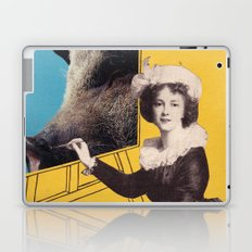 Vintage photo collage #212 Laptop & iPad Skin