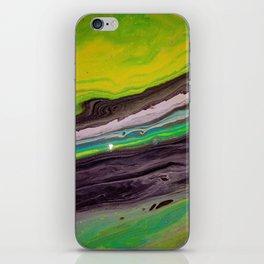 Greenpeace, acrylic on canvas iPhone Skin