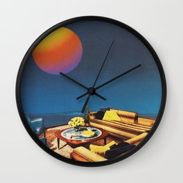 Psychouse Wall Clock