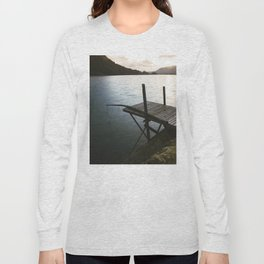 Salmon Sunrise Long Sleeve T-shirt