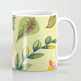 Flower Design Series 2 Coffee Mug