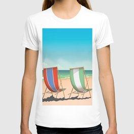 Summer Deck chairs T-shirt