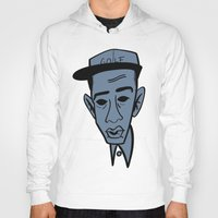 tyler the creator Hoodies featuring Tyler, The Creator by Nobody People