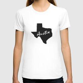 Austin, TX T-shirt