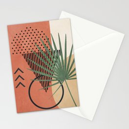 Nature Geometry II Stationery Cards