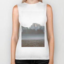 Morning Mist, Yosemite Biker Tank