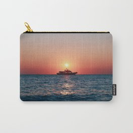 Cape May Sunset Cruise Carry-All Pouch