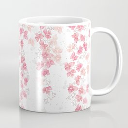 Bougainvillea Floral Vines Coffee Mug