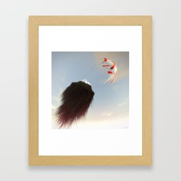 #Up #Rooted - 20151118 Framed Art Print