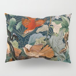 Birds and snakes Pillow Sham