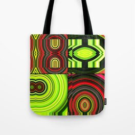 Fractured Ring 07 Tote Bag