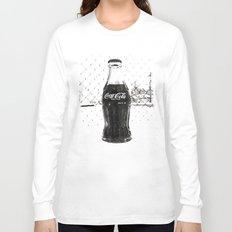 Frosty Coke Long Sleeve T-shirt