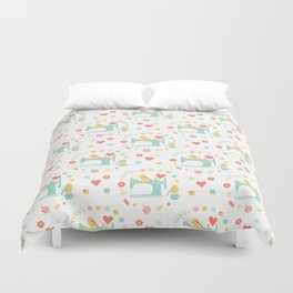 Love sewing Duvet Cover