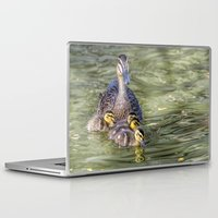 family Laptop & iPad Skins featuring Family by Imagevixen