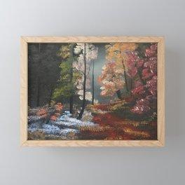 Sweet Autumn, come again Framed Mini Art Print