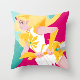 She-Ra is Back Throw Pillow