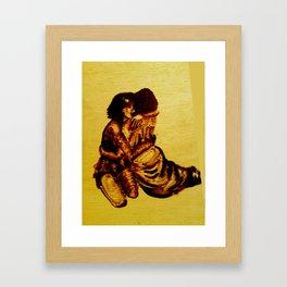 Amnity Framed Art Print