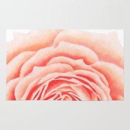 Flower, Big Rose Rug