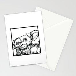 Brain Fodder - Mogwai Stationery Cards