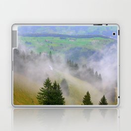 Up the Mountain Laptop & iPad Skin