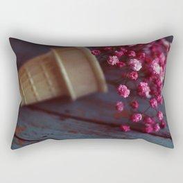 flower cone II Rectangular Pillow