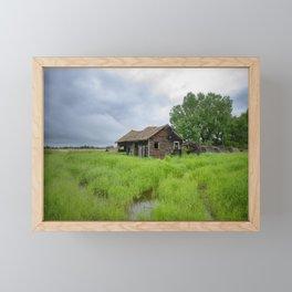 Wandering Heart Framed Mini Art Print