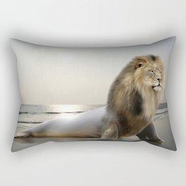 Sea . . . Lion Rectangular Pillow