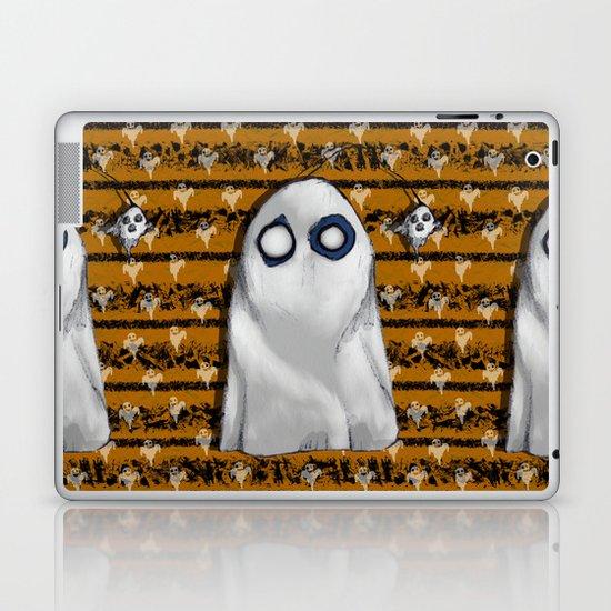 Bob's Ghost Laptop & iPad Skin