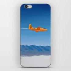 Bell X-1 iPhone & iPod Skin