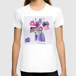 Kaitlyn's Floral Bouquet T-shirt