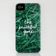 The Beautiful Game Slim Case iPhone (4, 4s)
