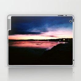 Snowy Sunset Laptop & iPad Skin