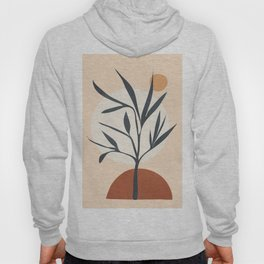 Modern Abstract Shapes 35 Hoody