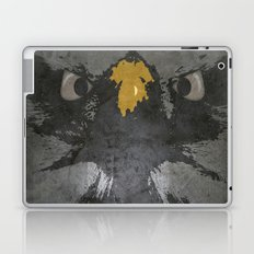 angry eagle Laptop & iPad Skin