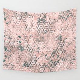 Blush Odyssey Wall Tapestry