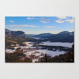 Wolf Creek 2 Canvas Print
