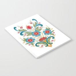 Nordic Rosemaling Notebook