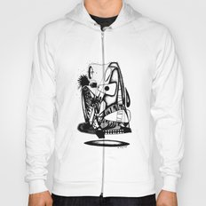 What you hold - Emilie Record Hoody