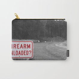 DON'T SHOOT Carry-All Pouch