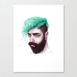 Bonansio Canvas Print