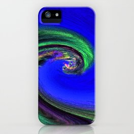 """""""Night Wave"""" Photograph iPhone Case"""