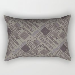 Love coffee 3 Rectangular Pillow