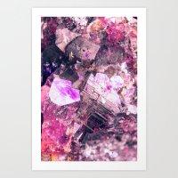 gem Art Prints featuring Gem by Simona Sacchi