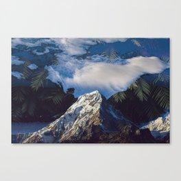Océan d'aventure Canvas Print