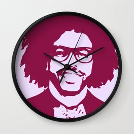 Daveed Diggs (Pink) Wall Clock
