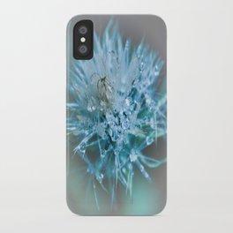 blue faery wand iPhone Case