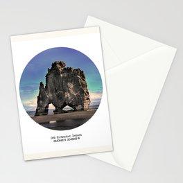 009: Hvítserkur, Iceland Stationery Cards