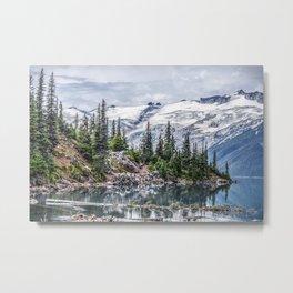 Garibaldi Lake 01 Metal Print