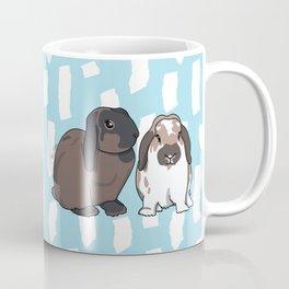 Oreo and Teddy Coffee Mug